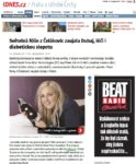 Článek - Světelná fólie z Čelákovic zaujala Dubaj, léčí i diabetickou slepotu