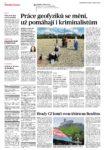 Článek - Práce geofyziků se mění, už pomáhají i kriminalistům