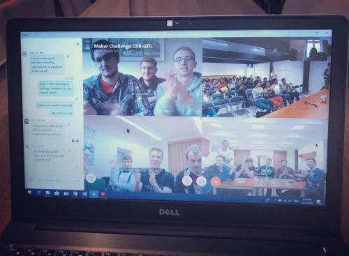Zahájena soutěž Maker Challenge mezi středními školami Středočeského kraje aMexika