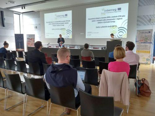 Odpovědný výzkum ainovace (RRI) ametoda STIR jako jeden znástrojů kjeho prosazování vregionu Podunají